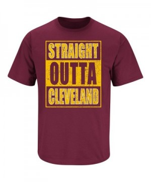 Cleveland Basketball Straight Cleveland T Shirt