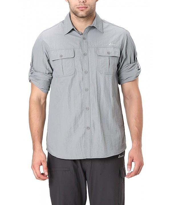 Clothin Roll Up Sleeve Vented Shirt