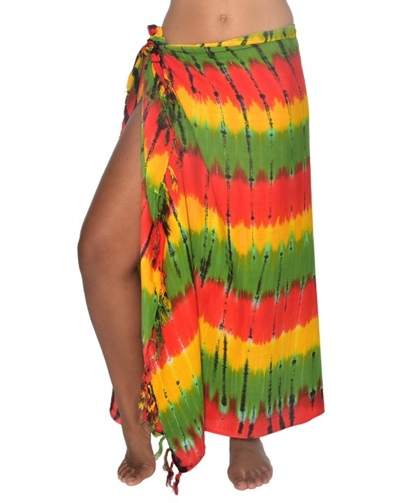 Hawaii Sarong BeachWrap Swimsuit Coverup