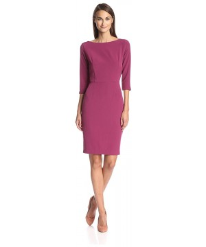 SOCIETY NEW YORK Womens Magenta