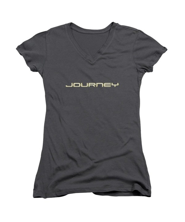 Journey Sleeve Fitted Junior T Shirt