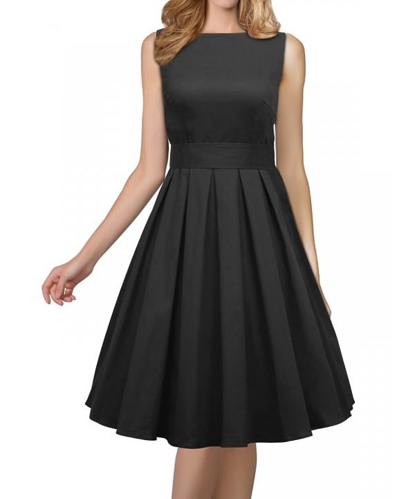 iLover Womens Rockabilly Vintage Dresses