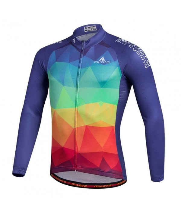 Uriah Cycling Jersey Reflective Triangle