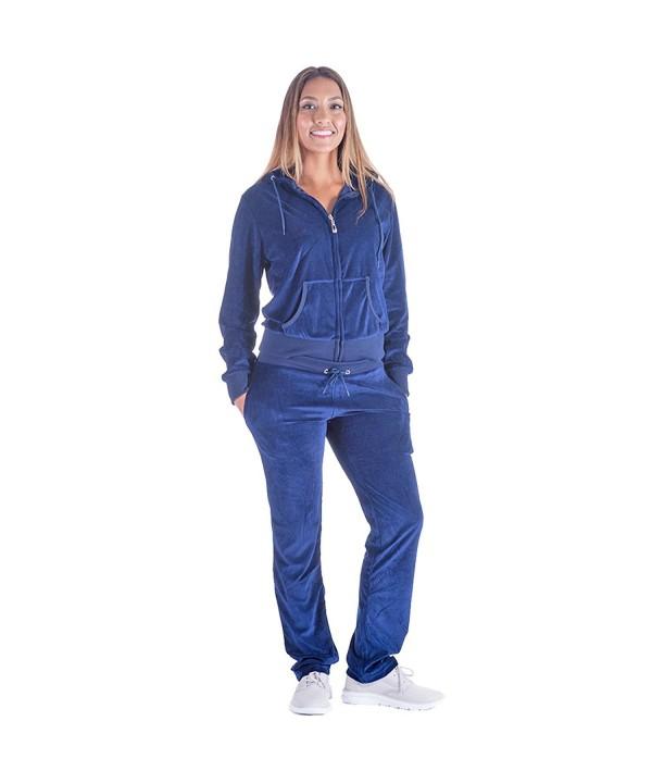 Womens Tracksuit Joggers Sweatshirt Sweatsuits