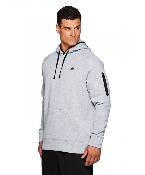 RBX Workout Athletic Pullover Heather