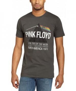 Pink Floyd Lunatics T Shirt Charcoal
