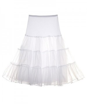 PARTY LADY Fashion Rockabilly Petticoat