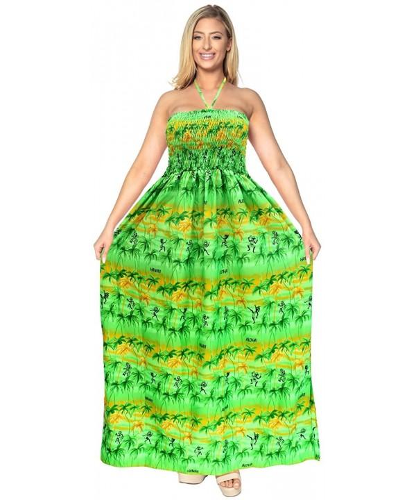 Leela Womens Casual Coconut Hawaiian