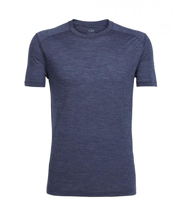 Icebreaker Merino Cool Lite T Shirt Admiral