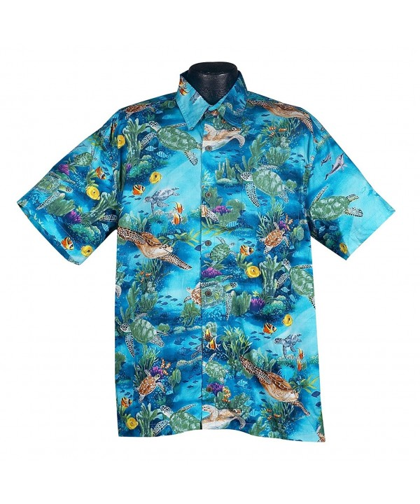 High Seas Trading Company Turquoise