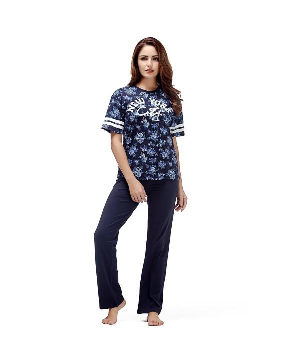 Yusano Pajama Womens Sleepwear Loungewear