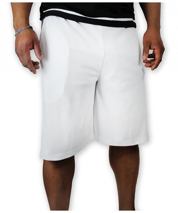 Blue Ocean Basketball Mesh Short 5X Large