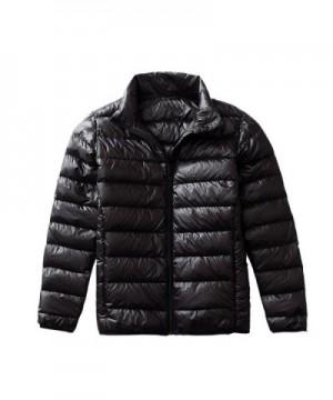 Hiheart Lightweight Jacket Standing Collar