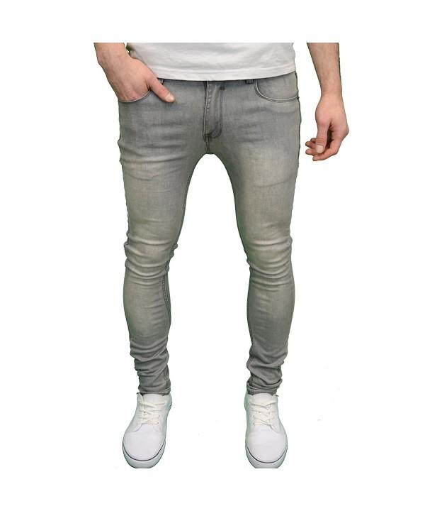 Soulstar Designer Branded Stretch Skinny