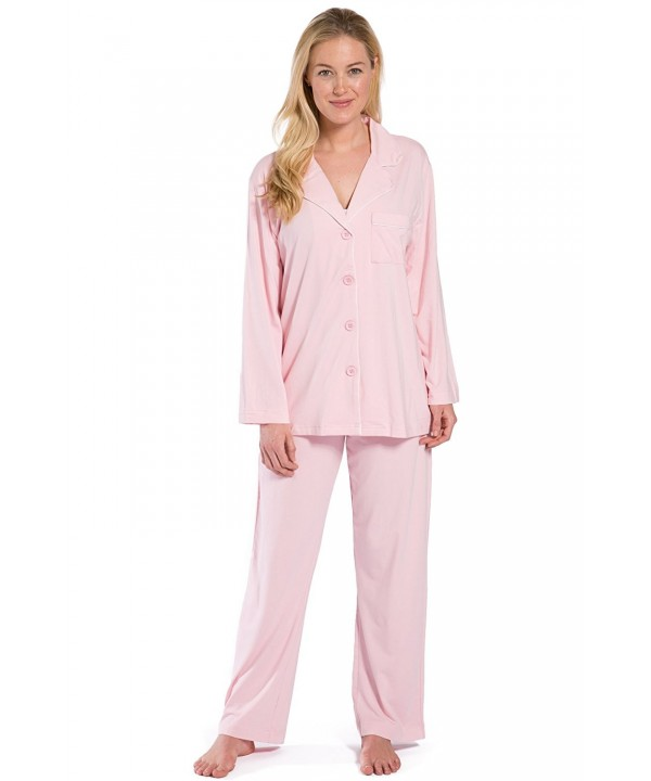 Fishers Finery Womens EcoFabric Pajama