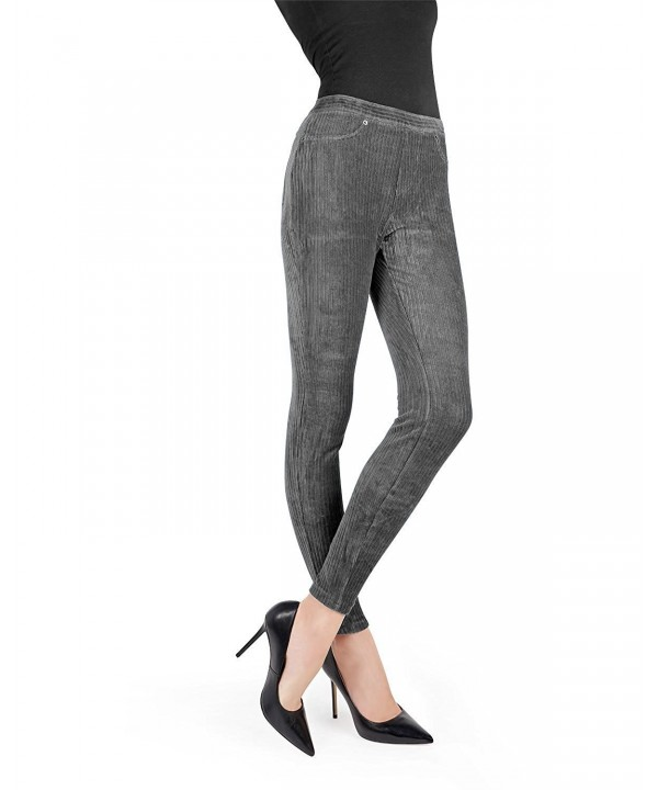 Royal Ease Wide Rib Corduroy Legging