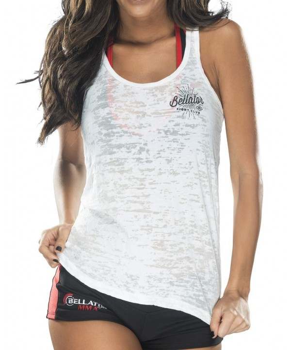 Bellator MMA Womens Racerback Medium