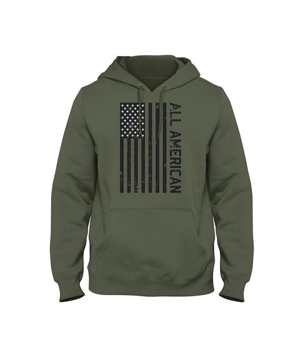 Bang Apparel American Pullover Military