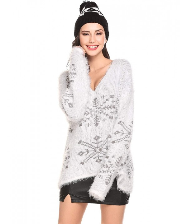 Pinspark Womens Sweater Sleeve Jumper