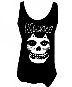 Small Misfits Cat Soft Tank