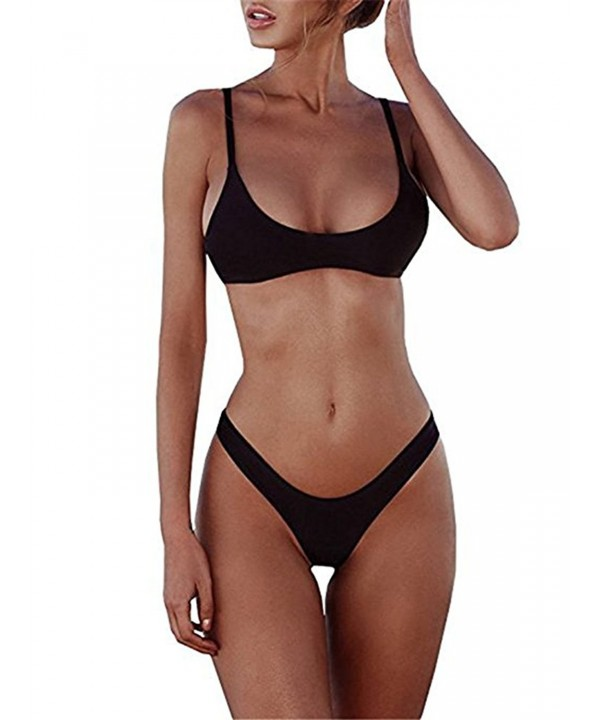 Imysty Swimsuits Triangle Swimwear Bathing