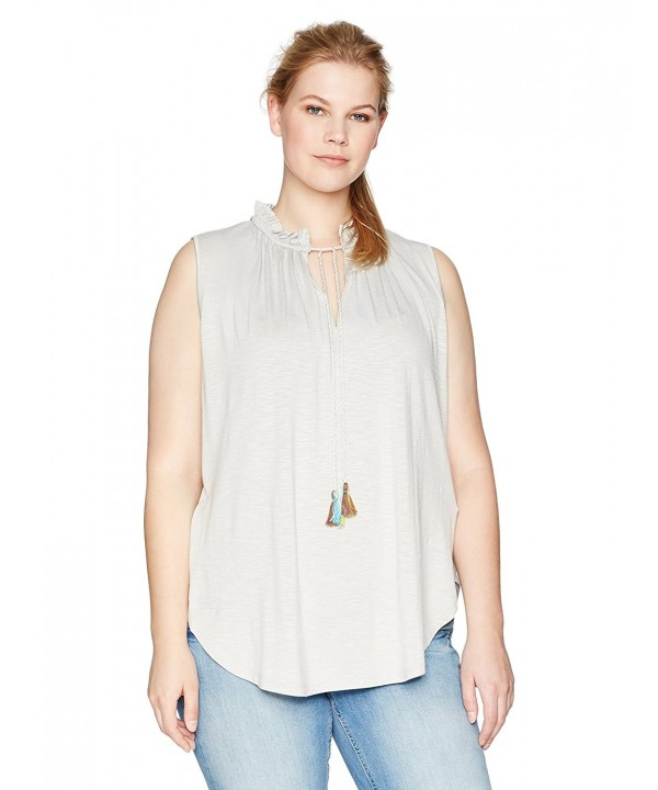 Melissa McCarthy Seven7 Womens Ruched