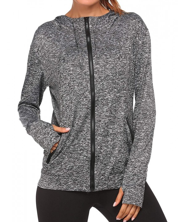 Soteer Stretchy Running Jackets Activewear