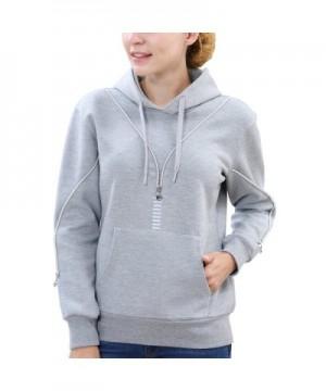 BELE ROY Hoodies Sleeve Sweatshirt