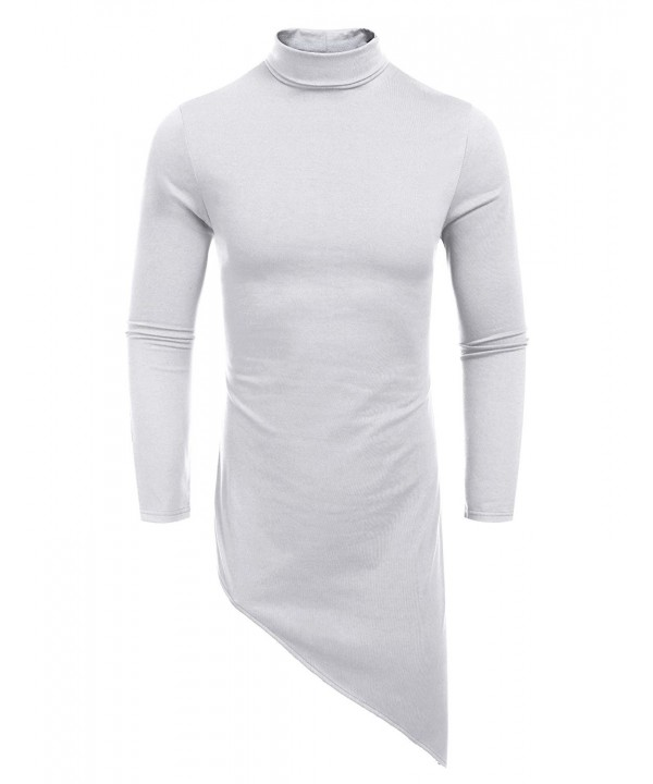 Simbama Hippie Longline T Shirts Irregular