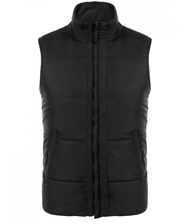 JINIDU Winter Puffer Outdoor Sleeveless