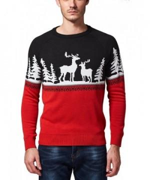 SSLR Reindeer Crewneck Pullover Christmas