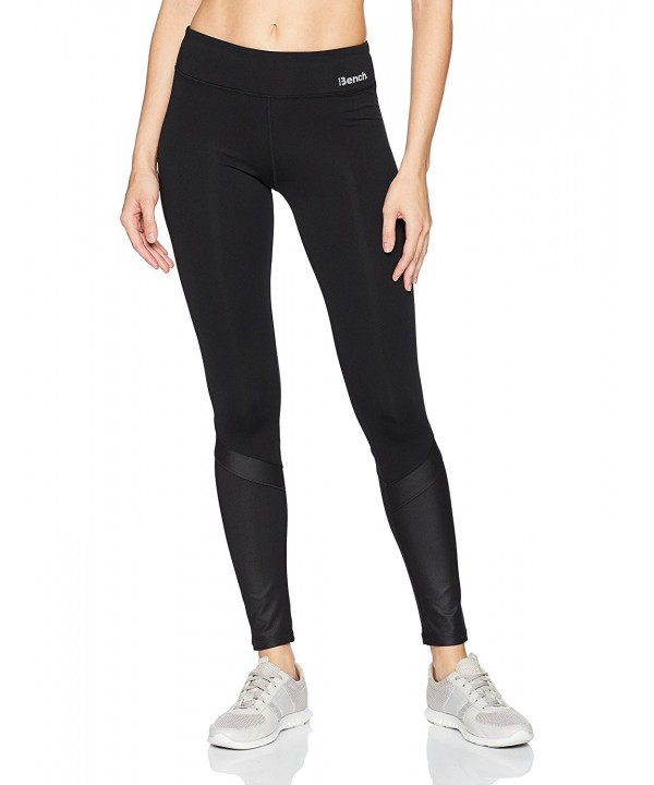 Bench Womens Leggings Black Beauty
