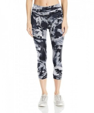 Lucy Womens Studio Legging Abstract