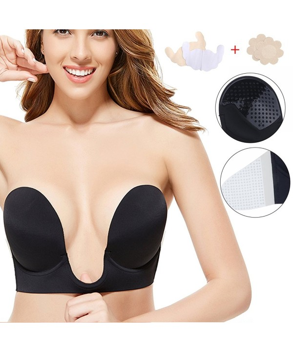 Gempack Invisible Strapless Backless Comfortable