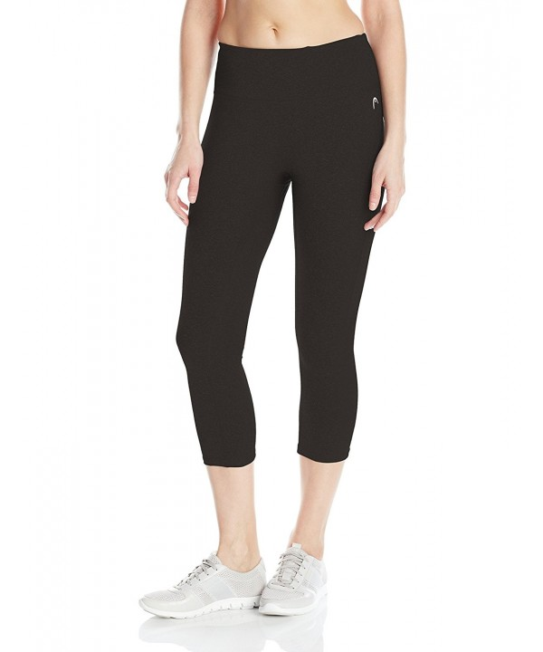 HEAD Womens Namaste Black Medium