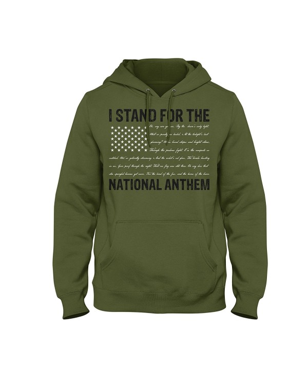 Bang Apparel National Pullover Military