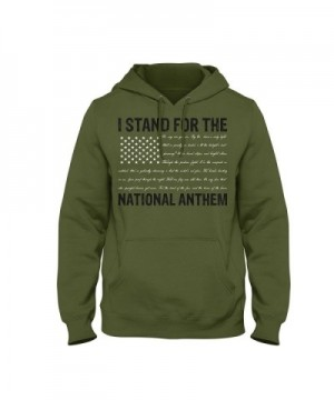 Bang Apparel National Pullover Military