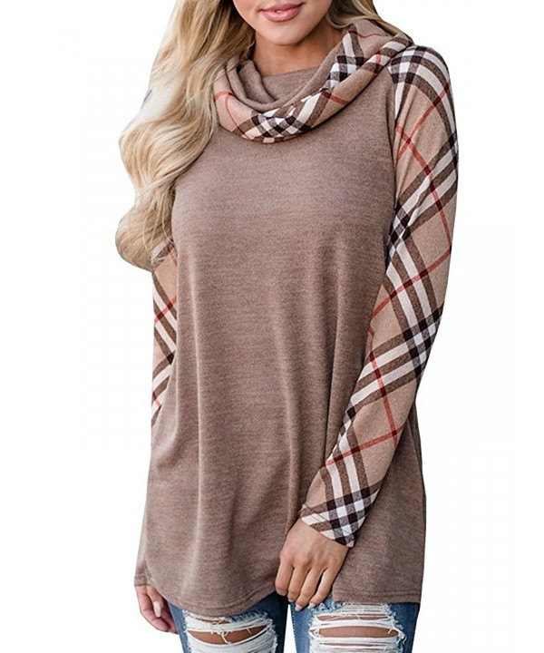 Womens Sweatshirt Pullover Shirts Sleeve