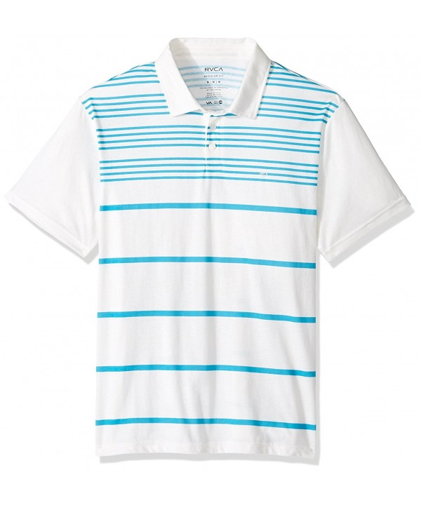 RVCA Thing Stripe Shirt Large
