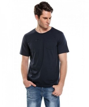 COOFANDY Sleeve Pockets T Shirt X Large
