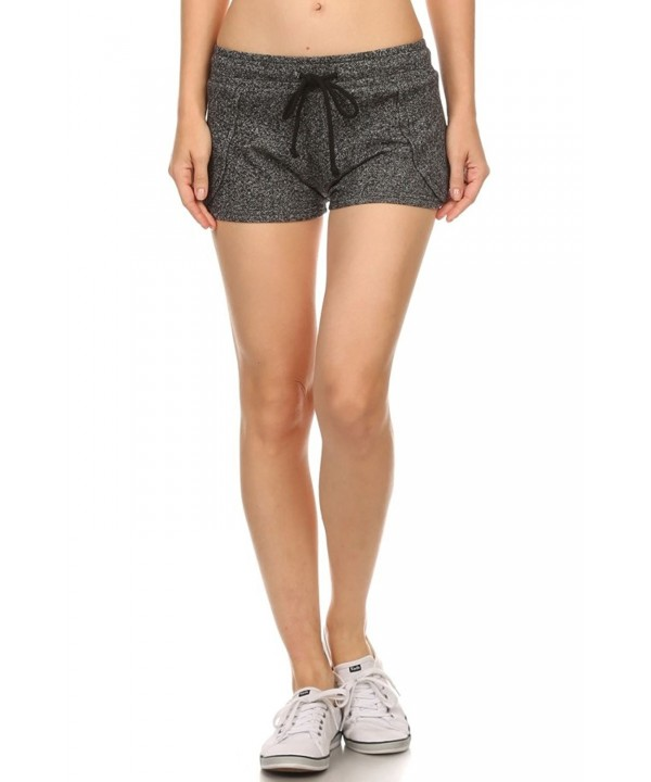 RouA Casual Womens Jogger Shorts
