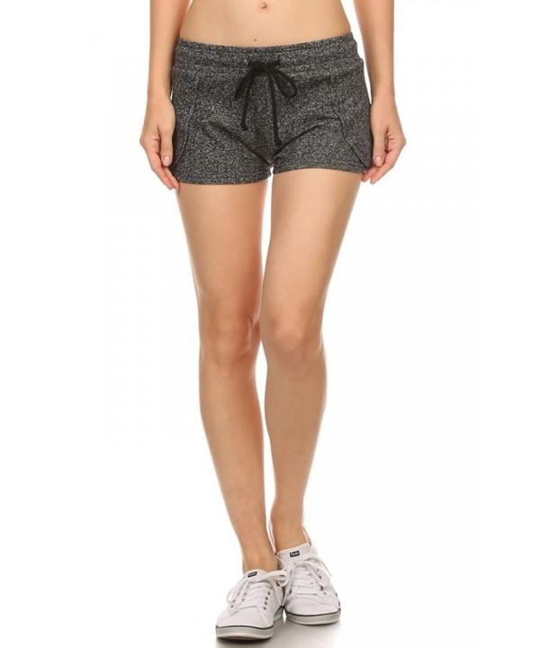 RouA Casual Womens Jogger Shorts