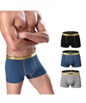 Underwear NECOA 3 Pack Micro Trunks
