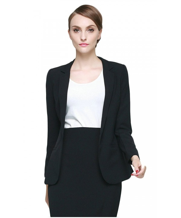 Orolay Womens Casual Office Blazer