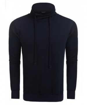JINIDU Casual Pullover Sweater Sleeves