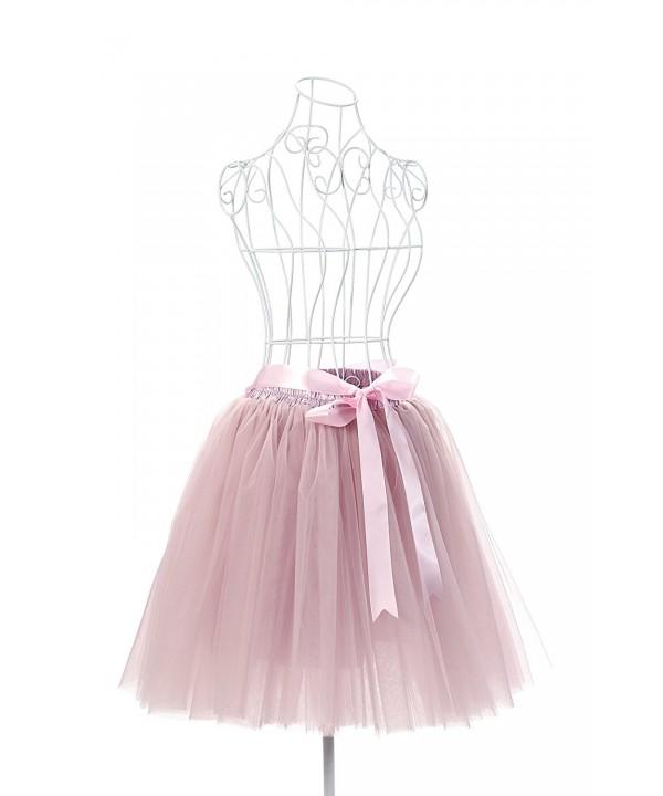 Layers Dance Skirts Womens Petticoat