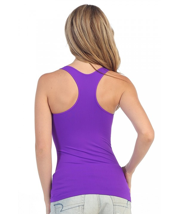 Kurve Seamless Supersoft Racerback Made