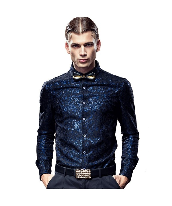 FANZHUAN Shirts Casual Fashion Wedding