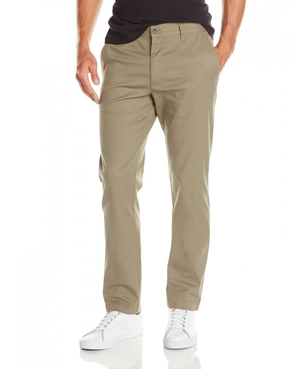 RVCA Mens Weekend Stretch Khaki