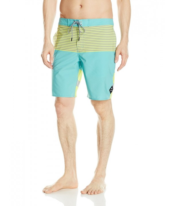 RVCA Mens Vice Trunk Nile